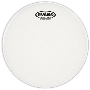Evans J1 Etched Drum Head, 13 Inch