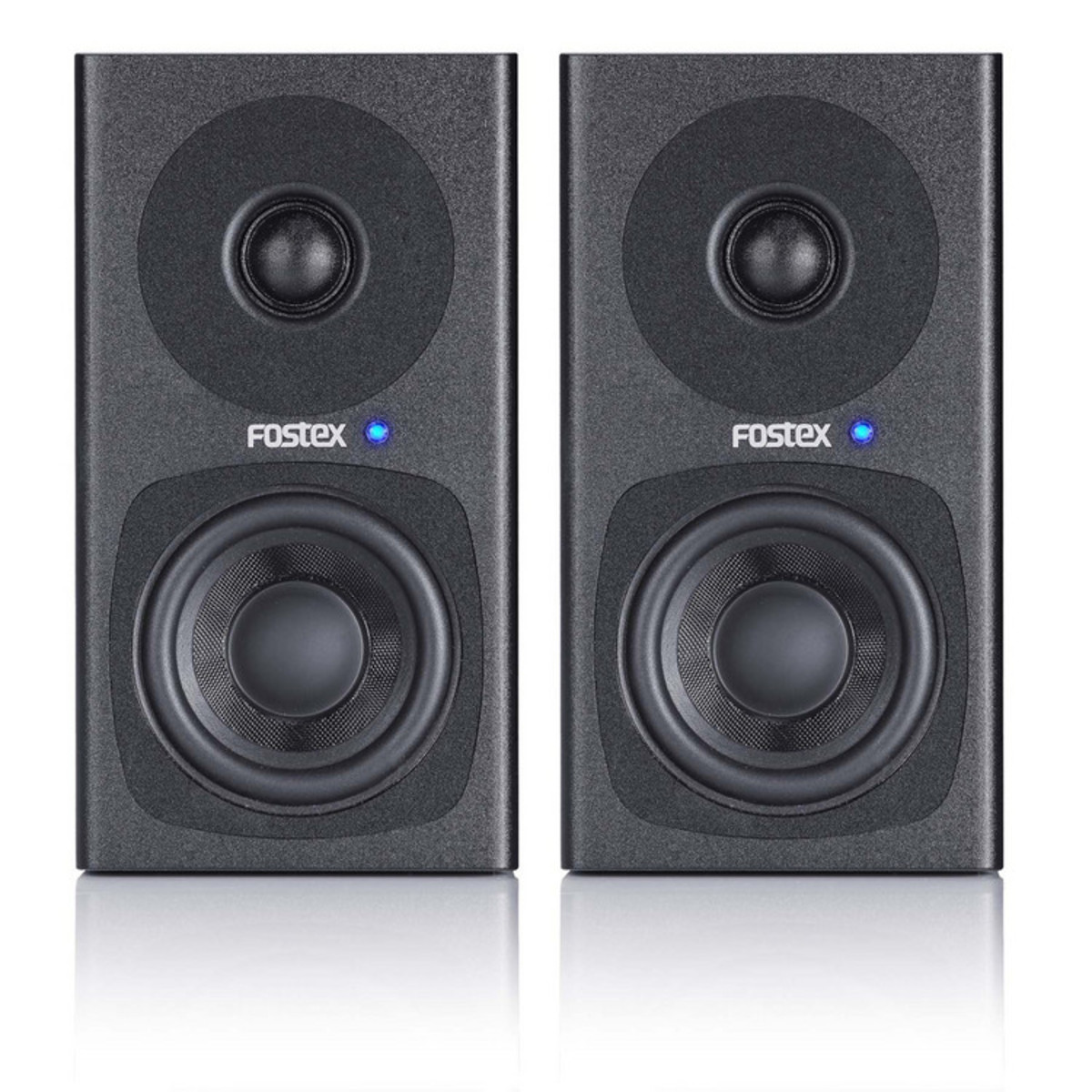 Image of Fostex PM0.3D 30W Active Monitors Black (Pair)