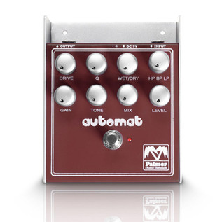 Palmer Automat Distortion Effect Pedal