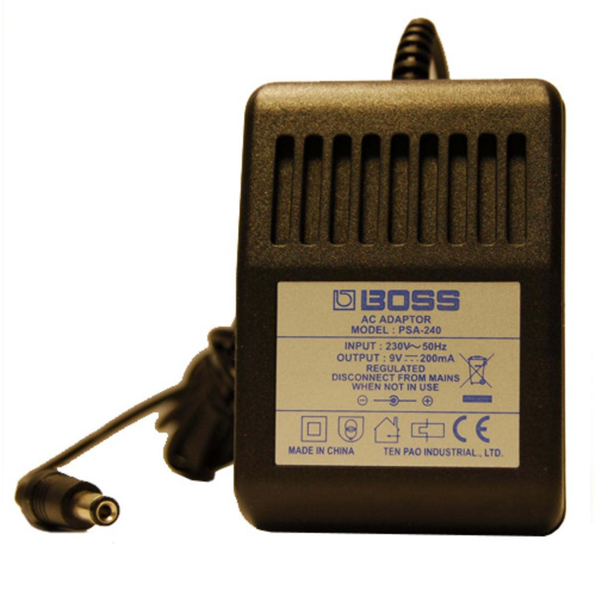 Cheap Boss PSA-240 Power Supply