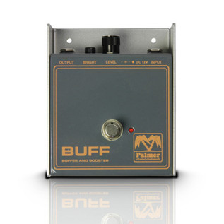 Palmer BUFF - Buffer and Booster Pedal