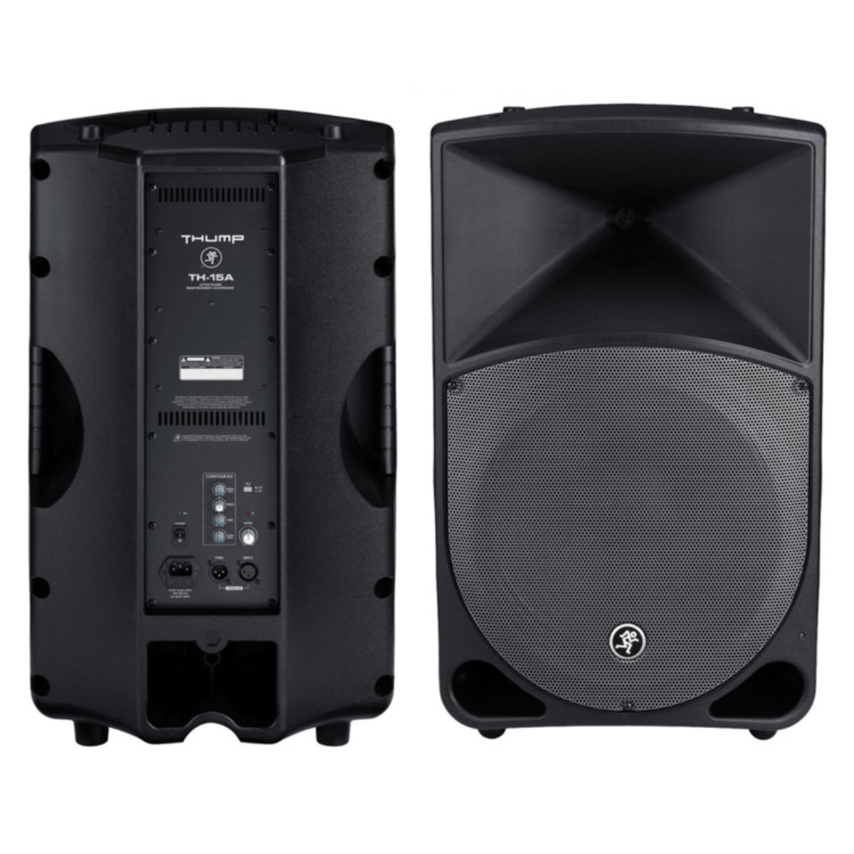mackie th 15a 402 vlz3 mixer complete pa system at. Black Bedroom Furniture Sets. Home Design Ideas