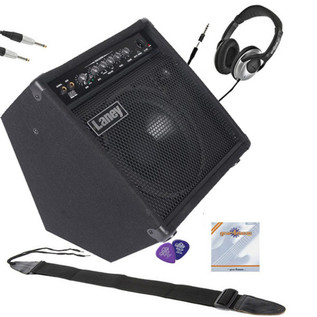 Laney RB52 Bass Combo Amp Practice Pack