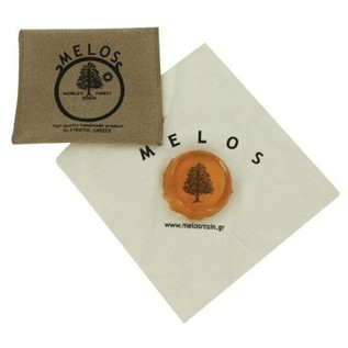 Melos Double Bass Rosin, Dark