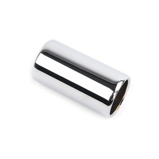 Planet Waves Chrome-Plated Brass Guitar Slide, Large