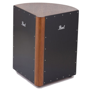 Pearl Wedge Tri-Side Cajon - ergo shape for easy playing