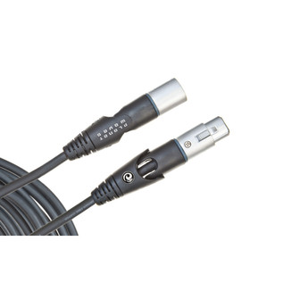 Planet Waves Custom Series Swivel XLR Microphone Cable, 25 feet