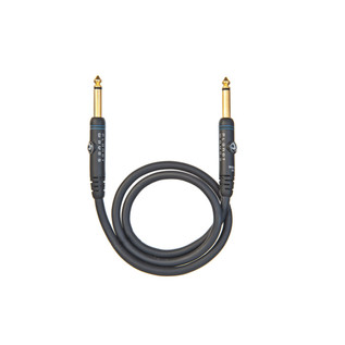 Planet Waves Custom Series Patch Cable, 1 foot
