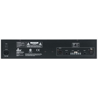 dbx 2031 Single 31-Band Graphic EQ Rear
