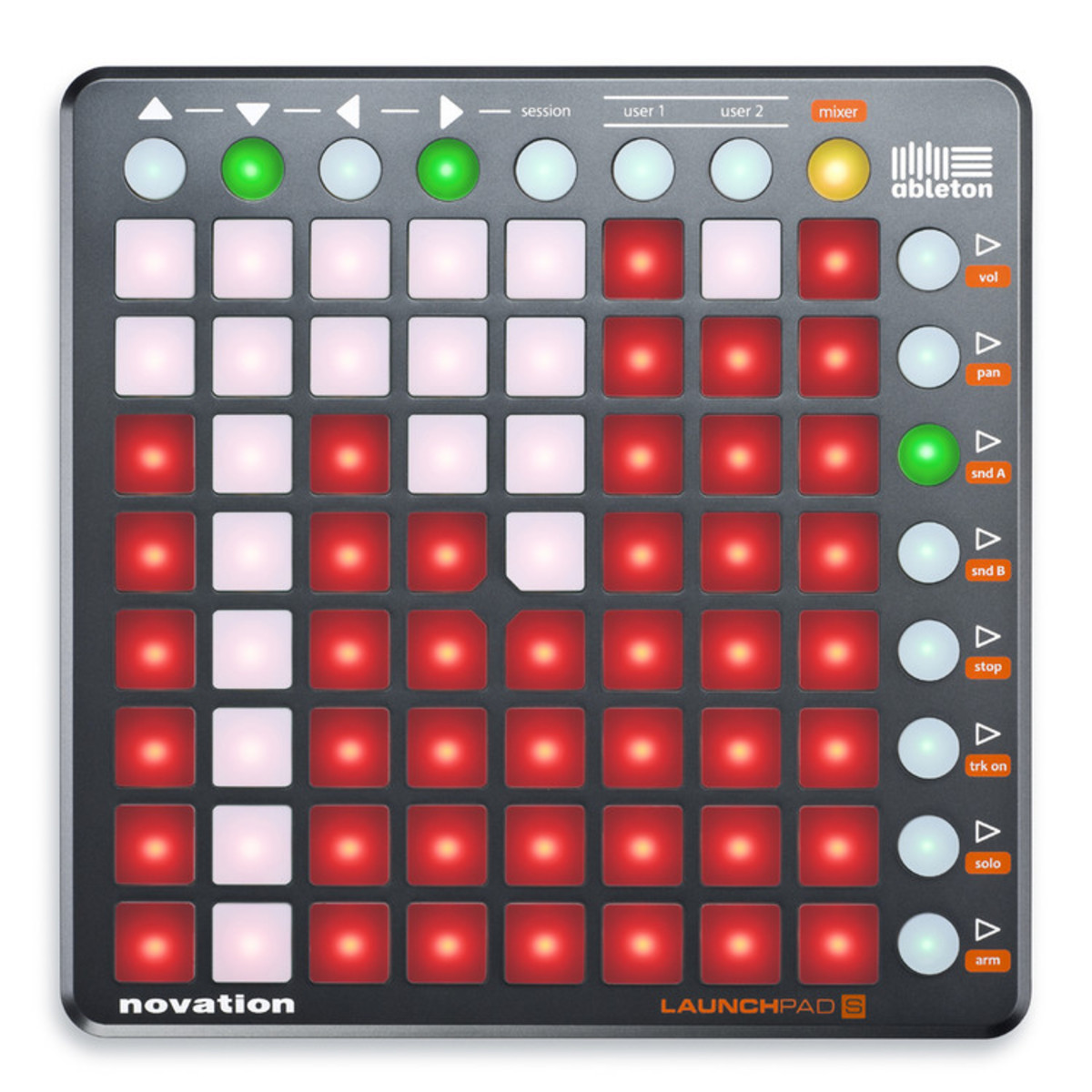 how to play novation launchpad