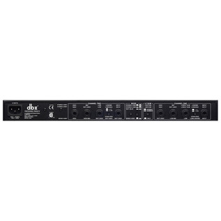 dbx 234s Stereo 2 + 3 Way/Mono 3 + 4-Way Crossover Rear