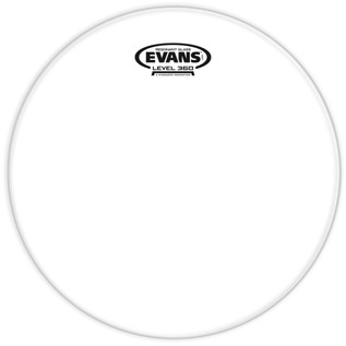 Evans Resonant Glass Drum Head, 10 Inch
