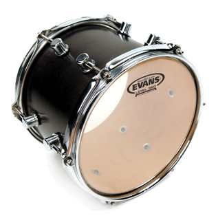 Evans Resonant Glass Drum Head, 13 Inch