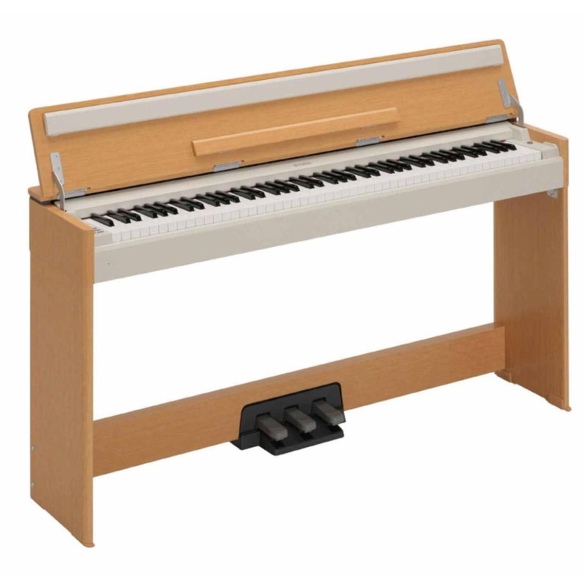Platen yamaha ydp s30 digital piano cherry hos for Yamaha dgx640c digital piano cherry