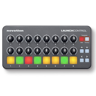 Novation Launch Control iOS Software Controller for iPad, Mac or PC