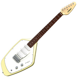 Vox MKV Phantom Electric Guitar, White