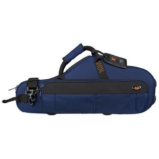 Protec Contoured Alto Saxophone Pro Pac Case, Blue