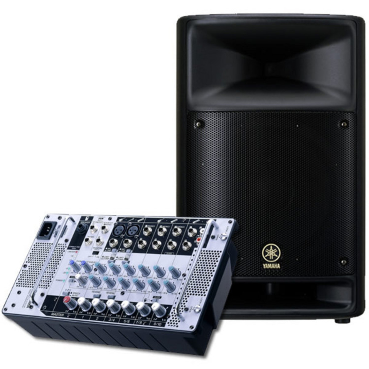 Yamaha stagepas 250m portable pa system nearly new at for Yamaha pa system