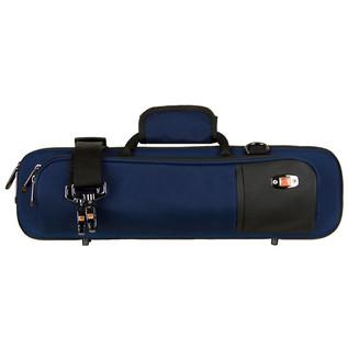 Protec Slimline Flute Pro Pac Case, Blue