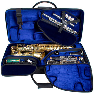 Protec Tri Pac Woodwind Combination Case