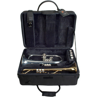 Protec Pro Pac Trumpet/Flugel Horn Combination Case