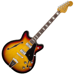 Fender Coronado, RW, 3-Color Sunburst