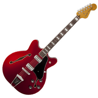 Fender Modern Player Coronado, Rosewood Fingerboard, Candy Apple Red