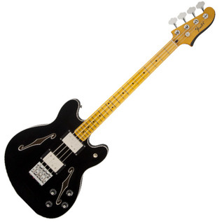 Fender Starcaster Bass, MN, Black