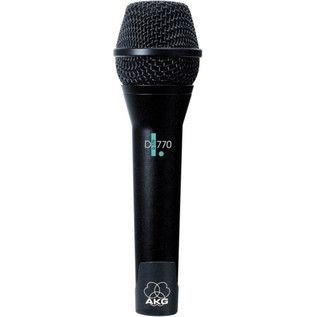 AKG D 770 Dynamic Vocal Microphone