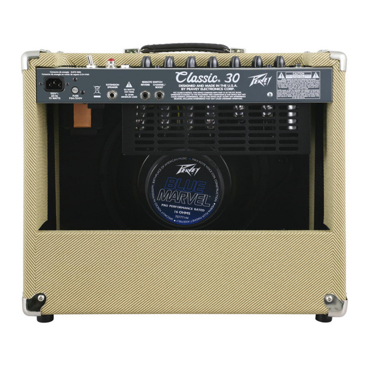 Peavey Classic 30 112 Guitar Amp Tweed At Gear4music Com