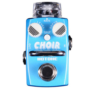 Hotone CHOIR Chorus Micro Effects Pedal
