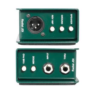 Radial JDI Passive DI Box