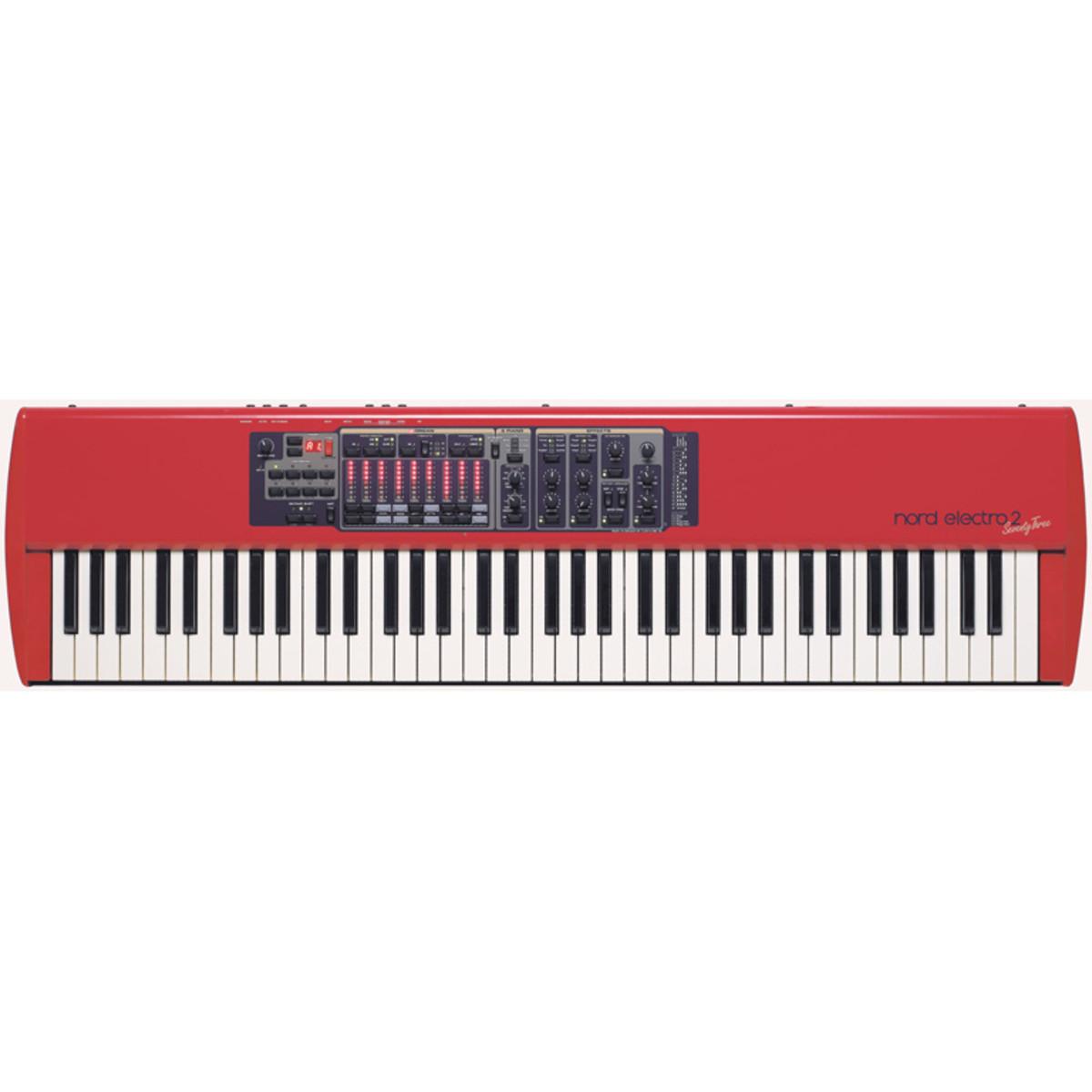 Puis nord electro 2 73 piano lectrique for Piano electrique