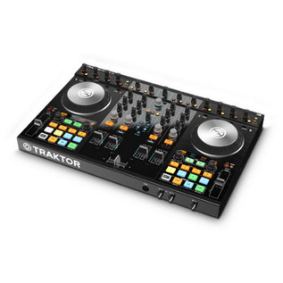 Native Instruments Traktor Kontrol S4 MK2 + 2 Kontrol F1 Bundle