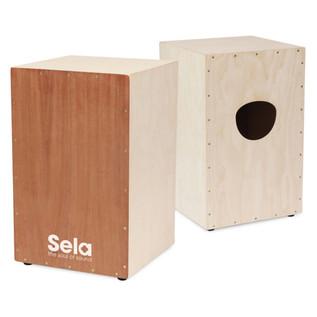 Sela SE 001 Make Your Own Snare Cajon Kit
