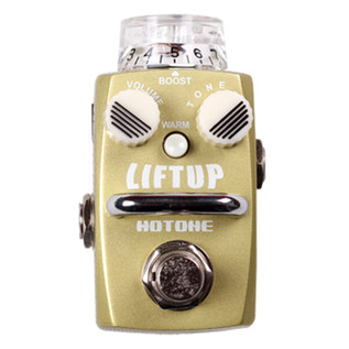 Hotone LIFTUP Clean Boost Micro Effects Pedal