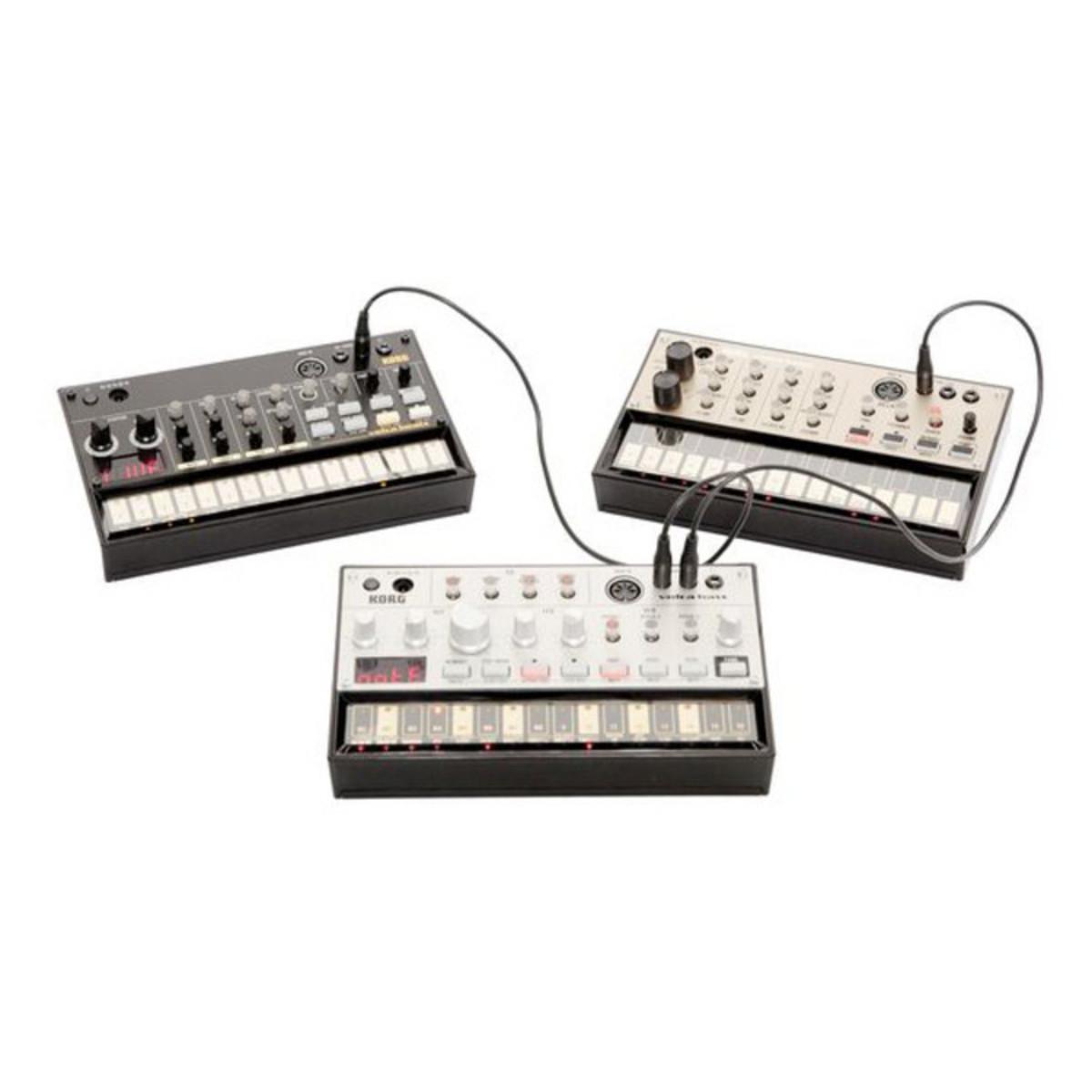 Image of Korg Volca Ult. Analog Machine Bundle - Bass Beats and Keys