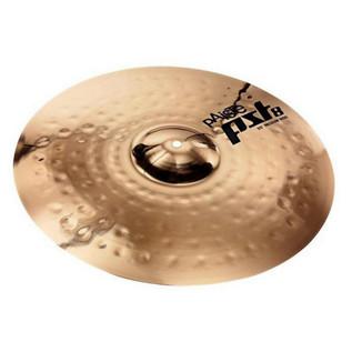 Paiste PST 8 Universal Cymbal Set + FREE 18 Inch Medium Crash Cymbal