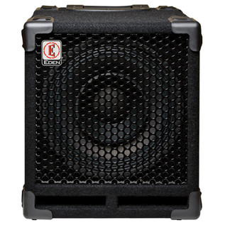 Eden EX110 Compact 1x10 Bass Cabinet, 300w, 8 ohms