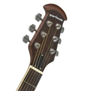 Rocksmith 2014 Xbox 360 + Deluxe Round Back Electro Acoustic, Blue