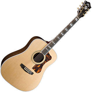 Guild D-55 Rosewood Acoustic Guitar, Natural