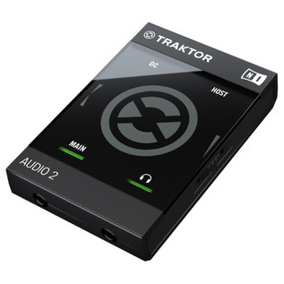 Native Instruments Traktor Audio 2 MK2 Portable Soundcard