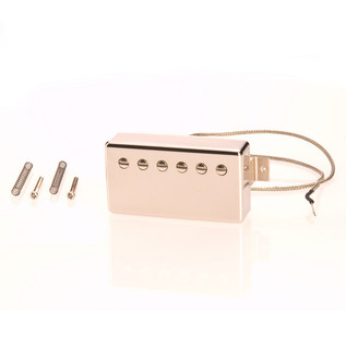 Gibson Burstbucker Pro Humbucker Pickup, Neck with Nickel Cover