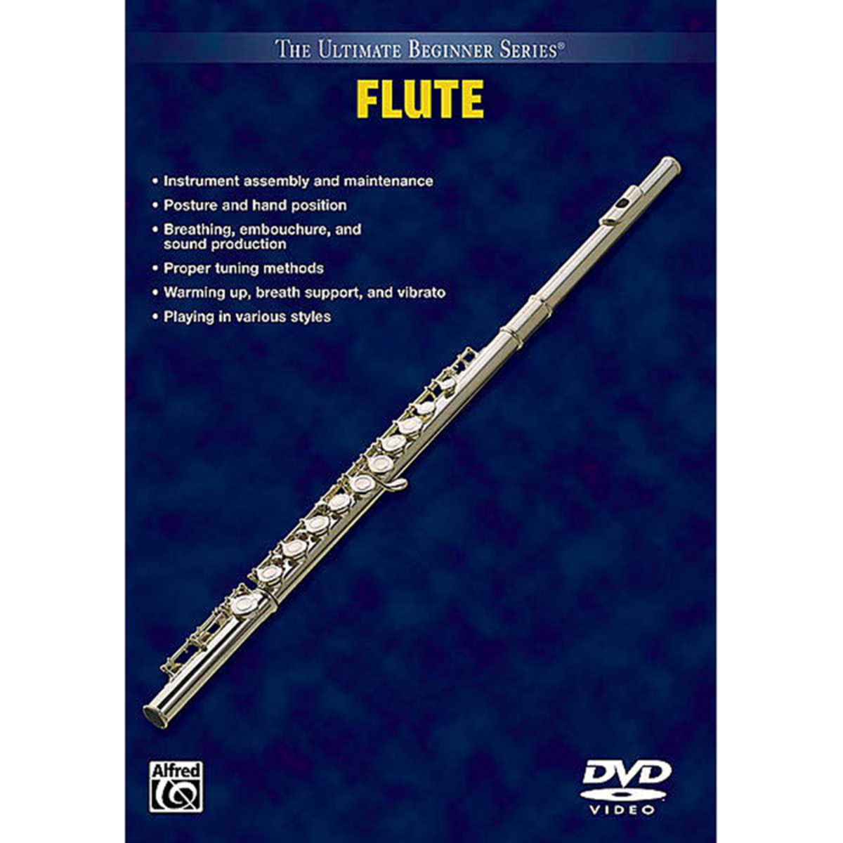 Image of Ultimate Beginners Flute DVD