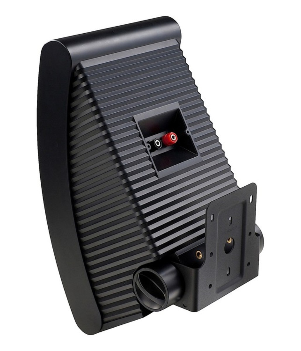 Yamaha ns aw392 outdoor speaker system black at for Yamaha sound system