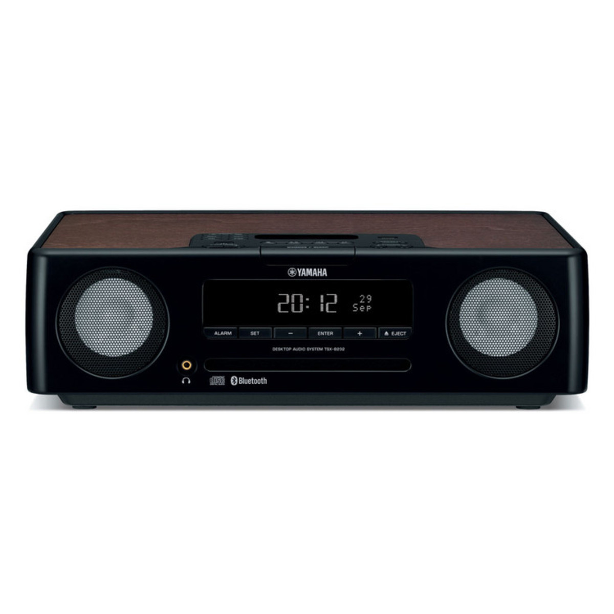 Disc yamaha tsx b232 bluetooth speaker system with ipod for Yamaha home stereo systems
