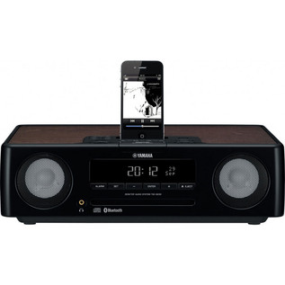 Yamaha TSX-132 Speaker System with iPod Dock, Black