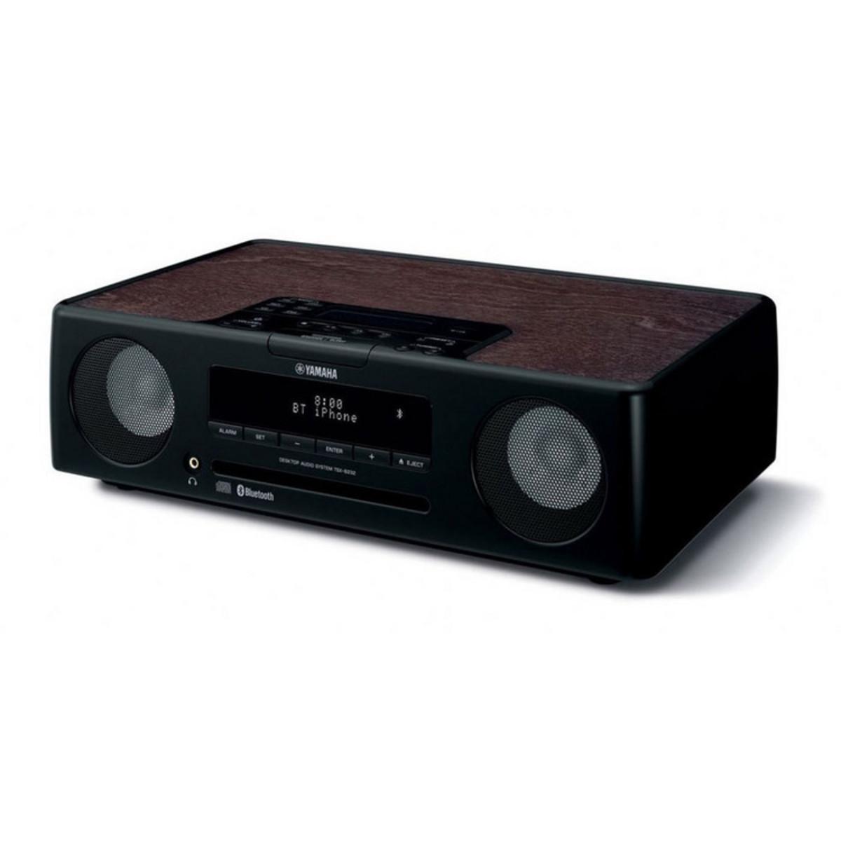 Disc yamaha tsx 132 speaker system with ipod dock black for Yamaha sound dock