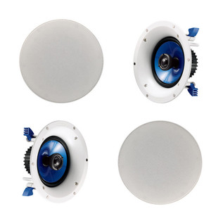 Yamaha NS-IC800 8 Inch Coaxial Ceiling Speakers, Pair
