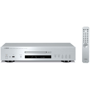Yamaha CD-S700 CD and USB Audio Player, Silver